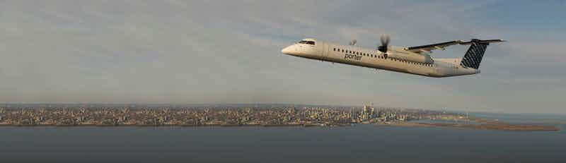 Porter Airlines flights