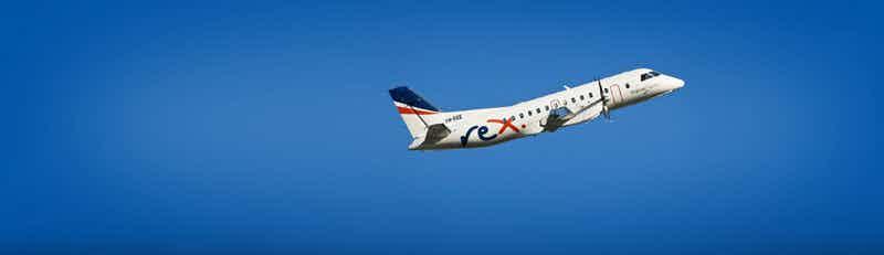Rex Regional Express flights