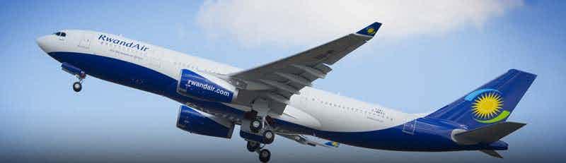 RwandAir flights