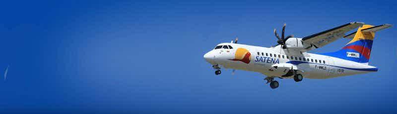 Satena flights