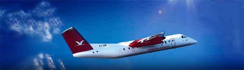 Skyward Express flights
