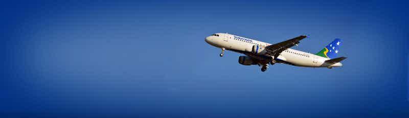 Solomon Airlines flights