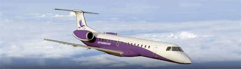 Sparrow Aviation flights