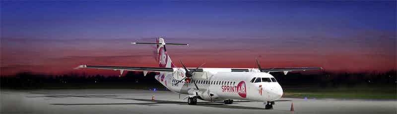 SprintAir flights