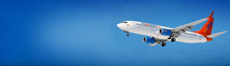Sunwing Airlines flights