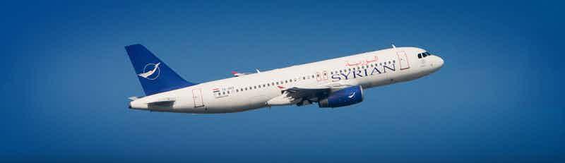 Syrian Air flights