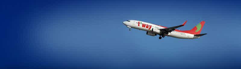 T'Way Air flights