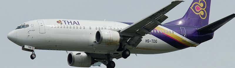 Thai Airways flights