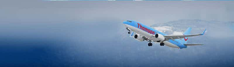 Thomson Airways flights