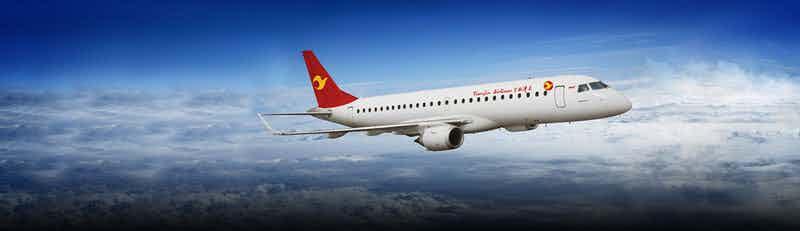 Tianjin Airlines flights