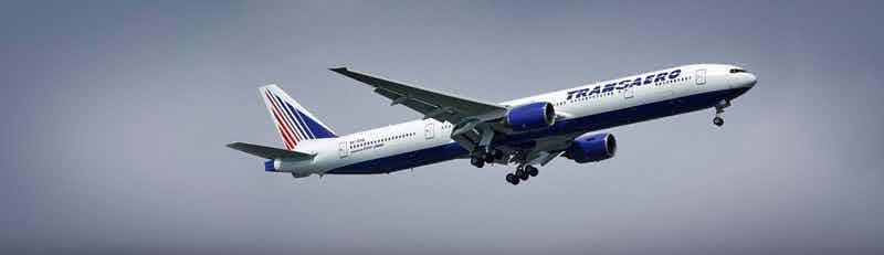 Transaero Airlines flights