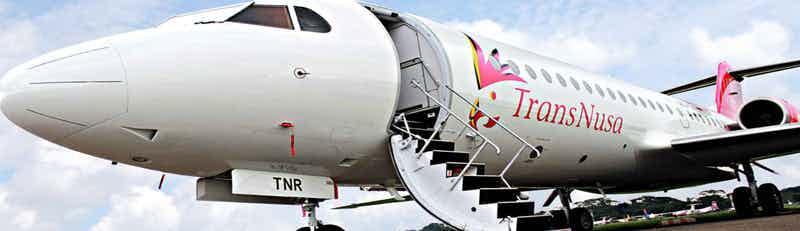 TransNusa flights