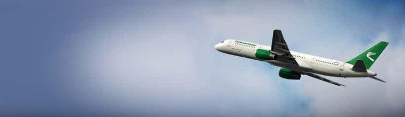 Turkmenistan Airlines flights