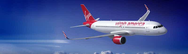 Virgin America flights