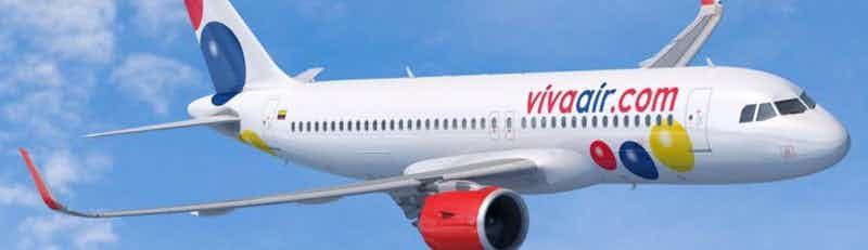 Viva Air Colombia flights