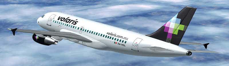 Volaris Airlines flights