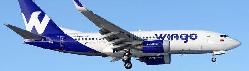 Wingo flights