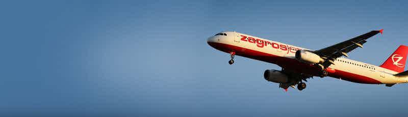 Zagrosjet flights