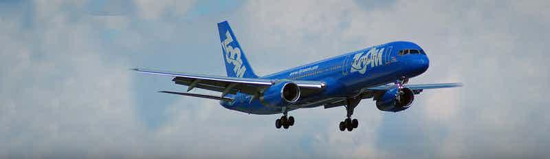 Zoom airlines flights